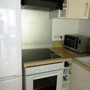 Classic and microwave oven