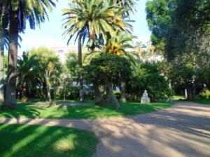 Vigier public park